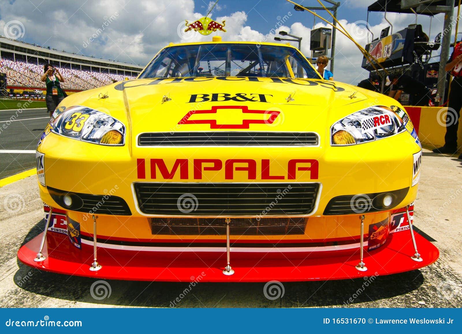 NASCAR - Cheerios BB&T Sponsorship