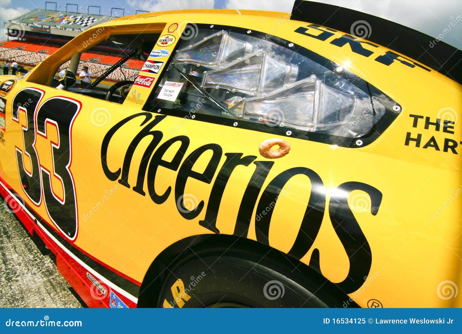 NASCAR - Cheerios Sponsorship