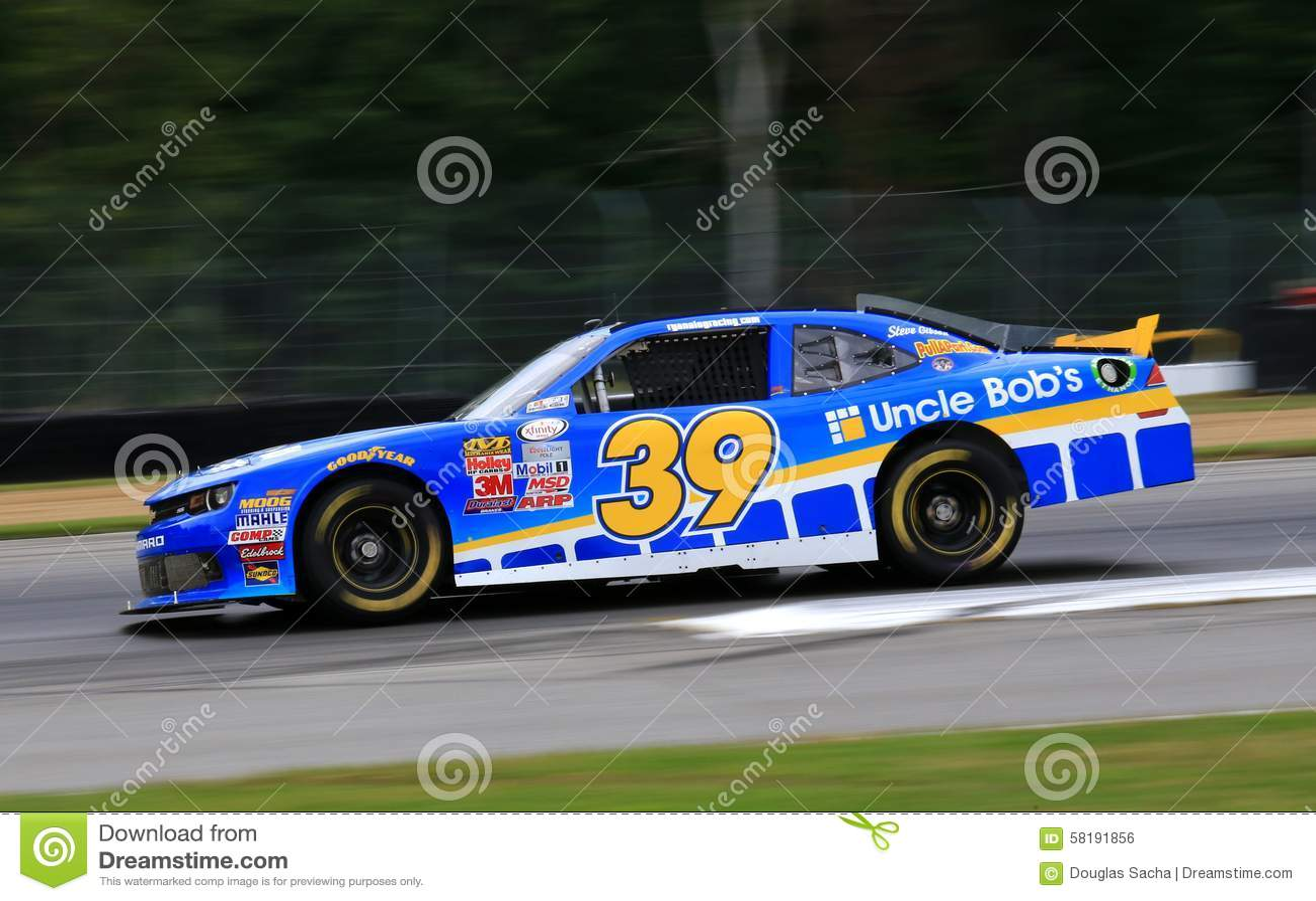 NASCAR Chevrolet Stock Car Racing Editorial Photo - Image of dodge ...