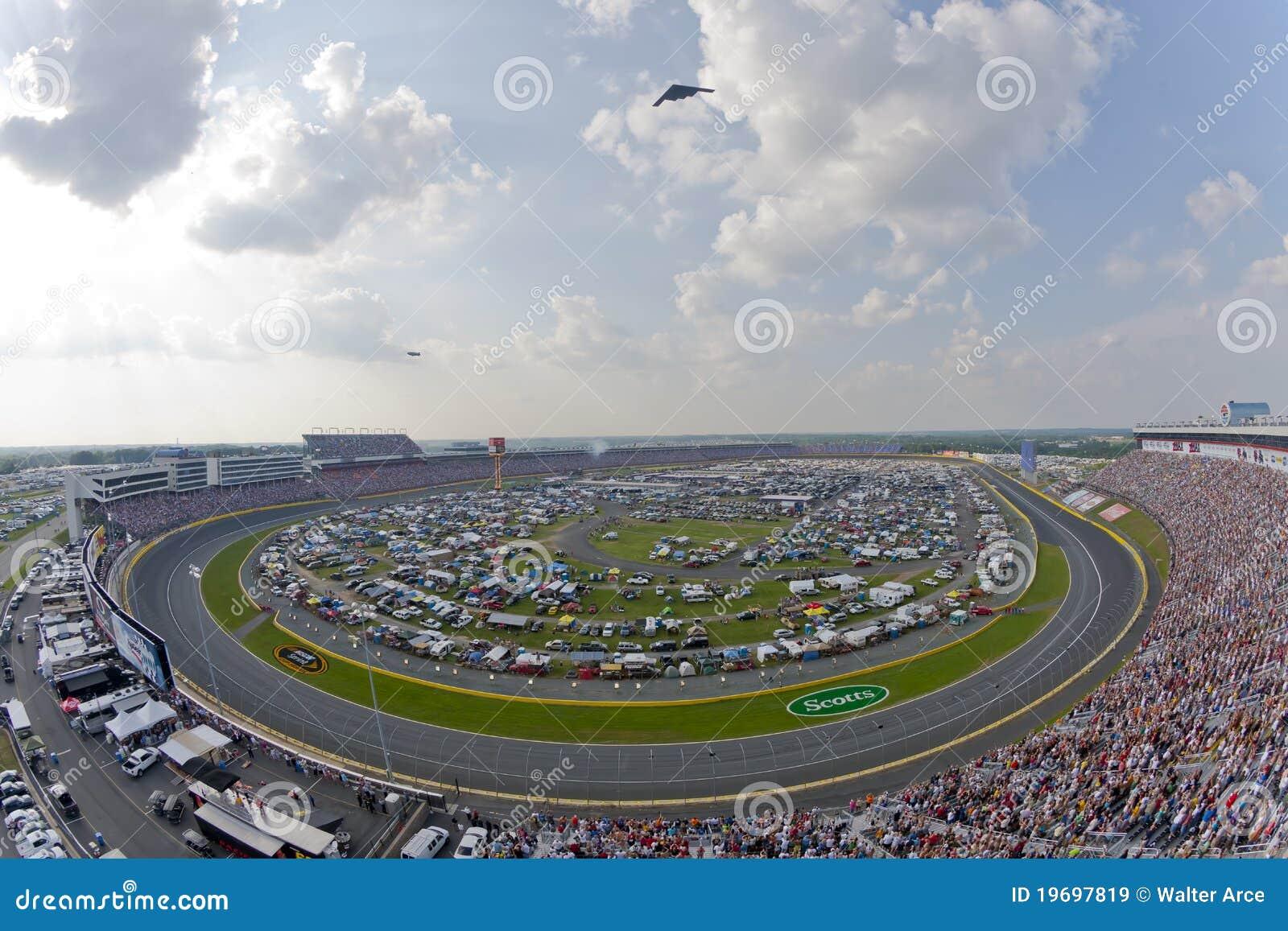 NASCAR: Coca-Cola 600 del 29 de mayo