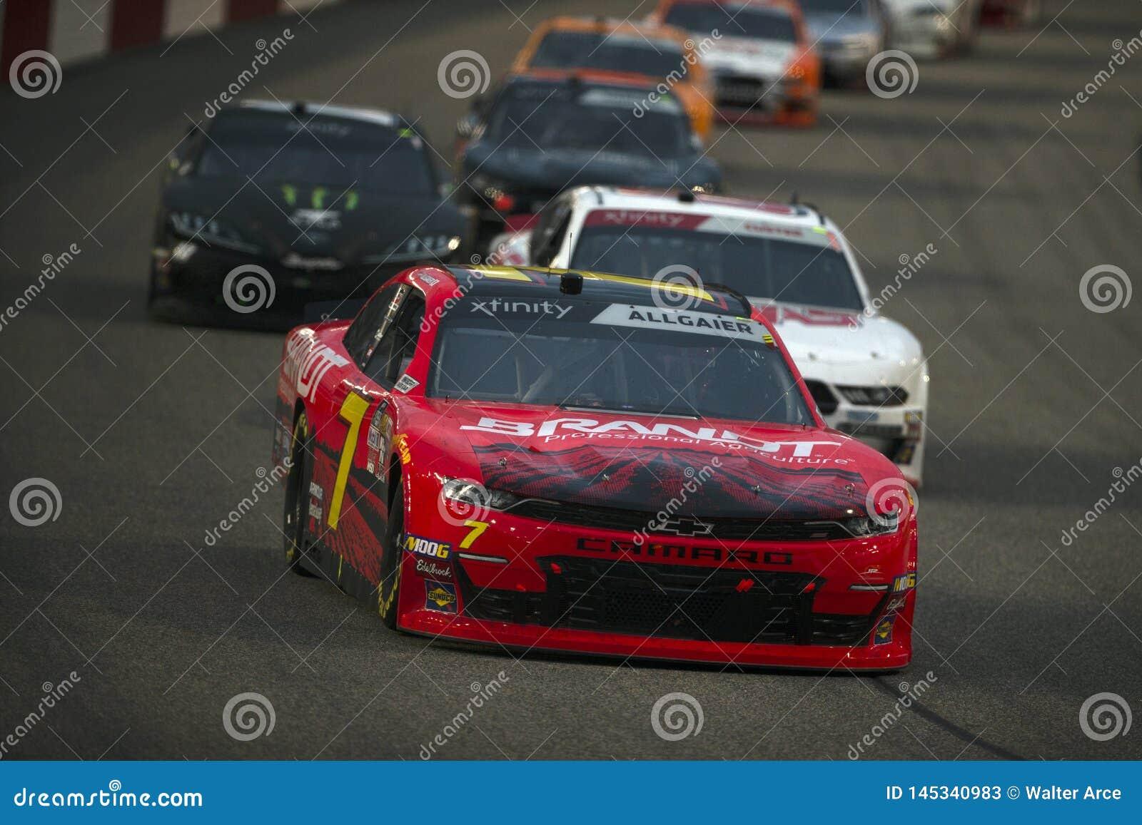 NASCAR: 12 de abril ToyotaCare 250