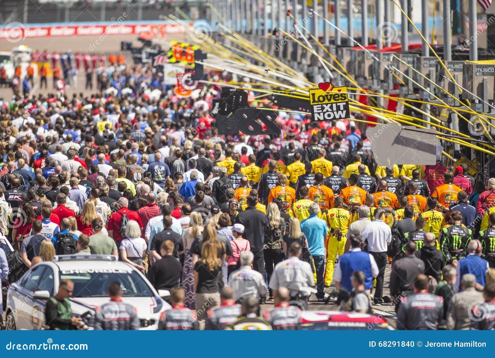 NASCAR: 13 de março bom Sam 500