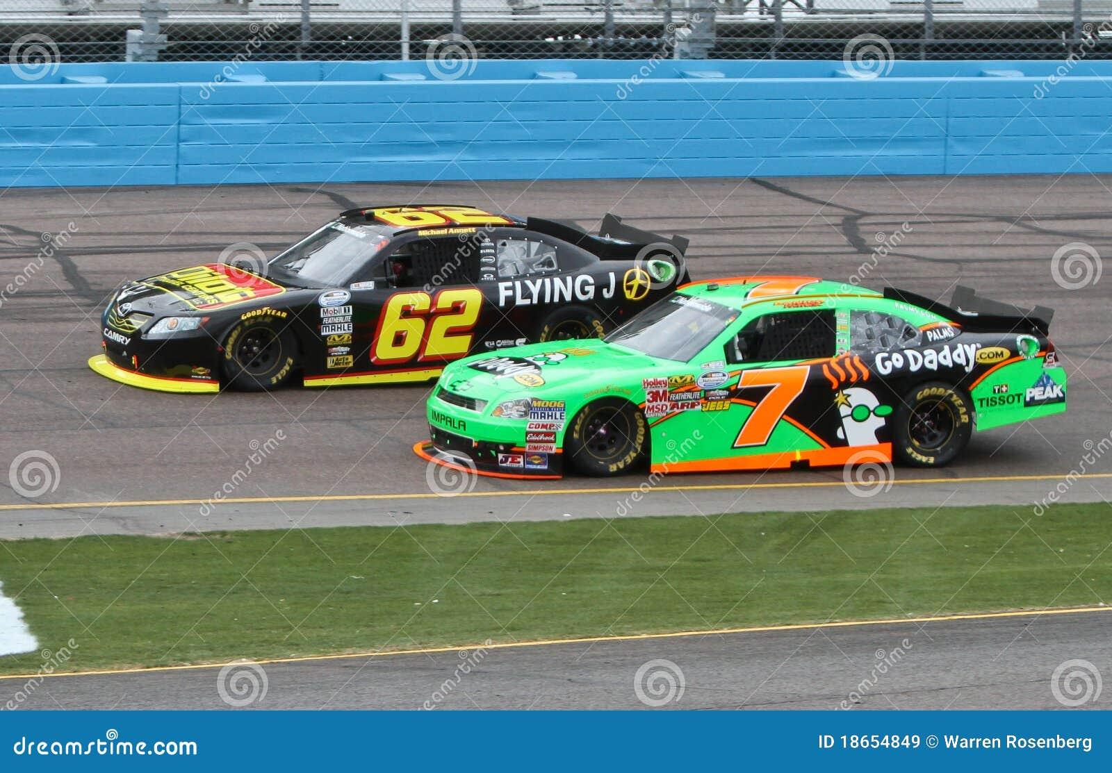 NASCAR Driver Danica Patrick