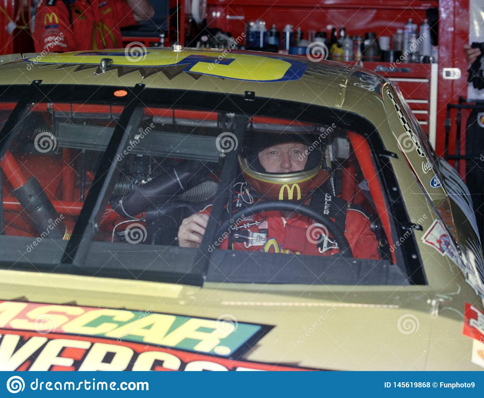 NASCAR grand Bill Elliott