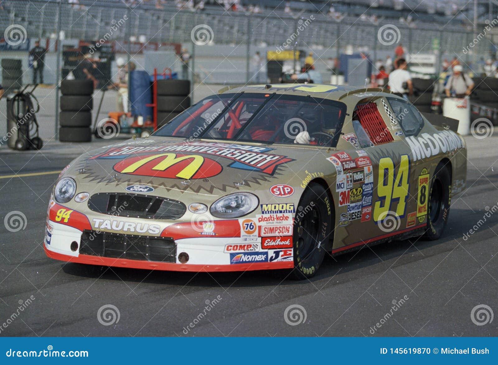 NASCAR Great Bill Elliott