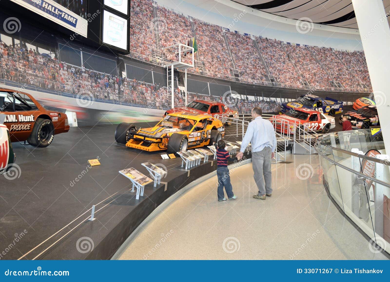 Race Car Museum In North Carolina