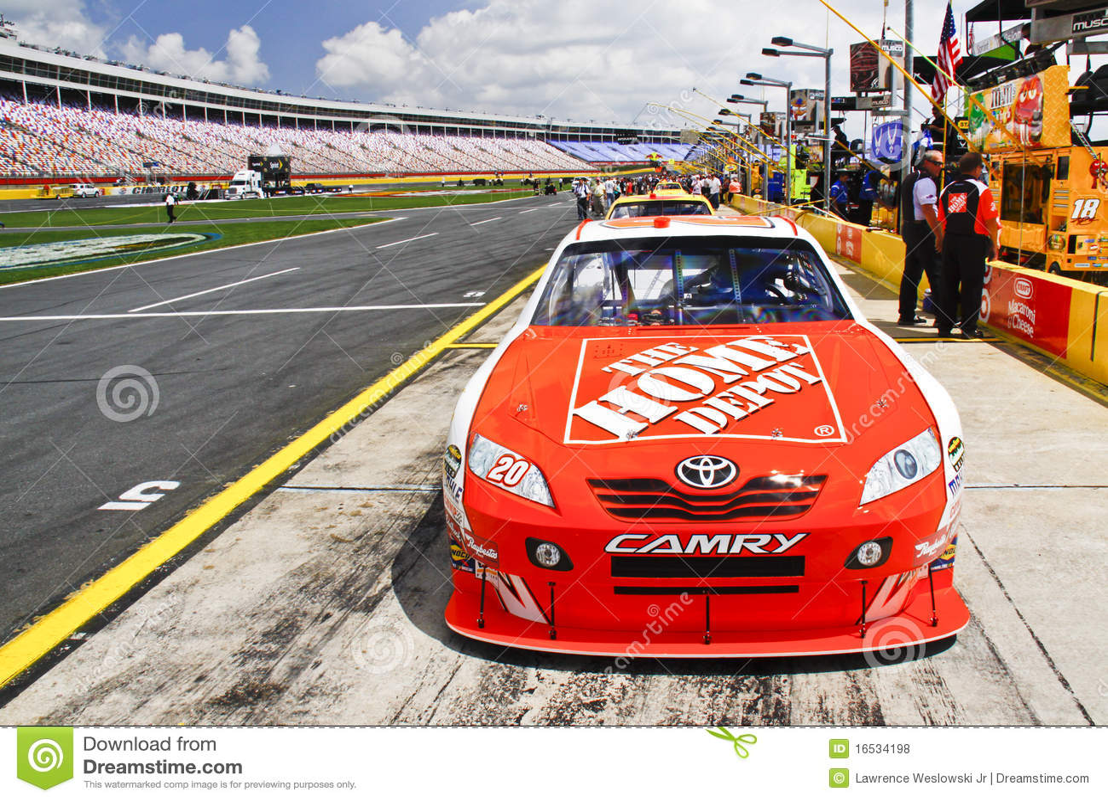 NASCAR - Home Depot Sponsorship