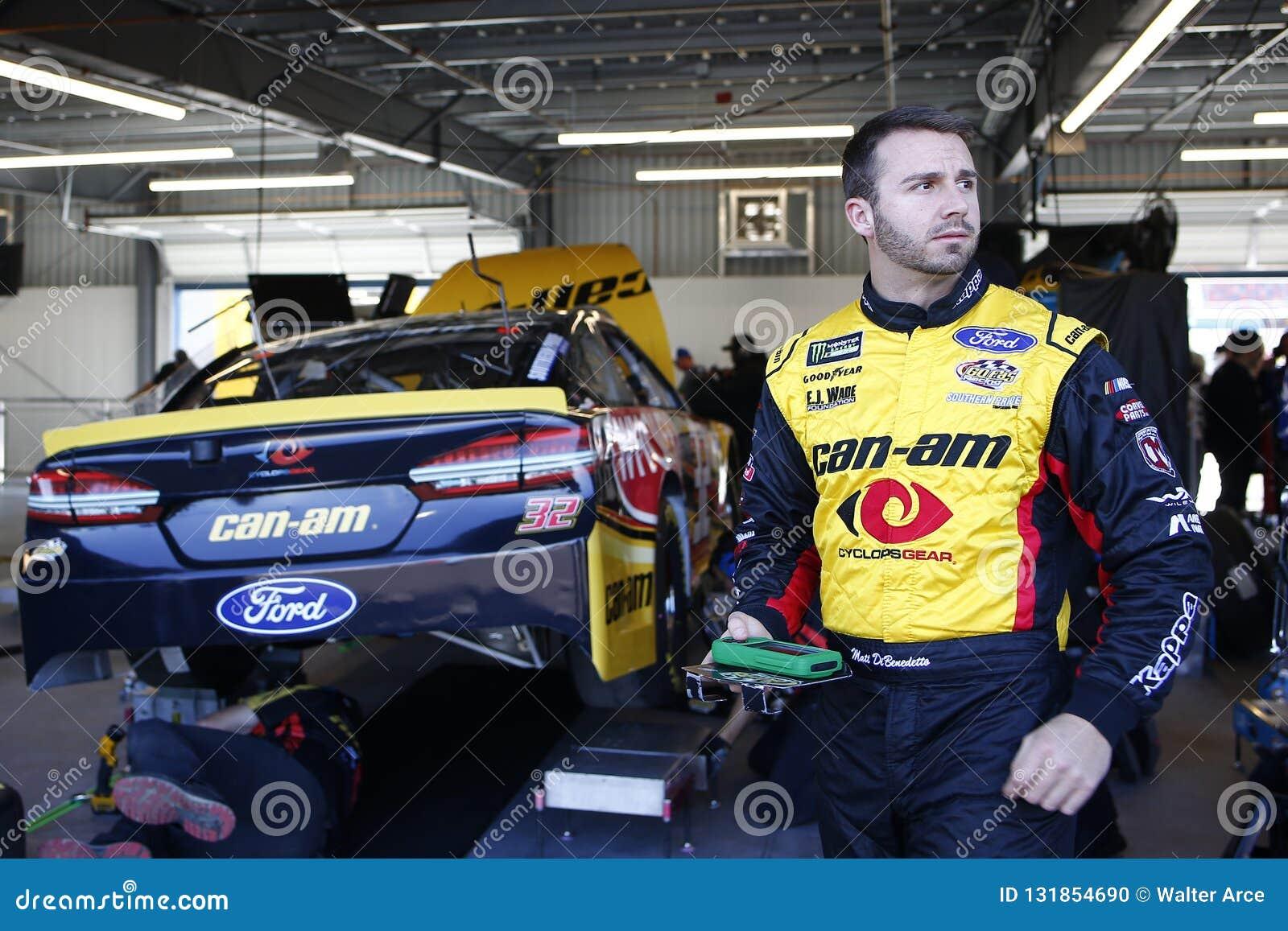 NASCAR: Il 9 novembre Potere-sono 500k
