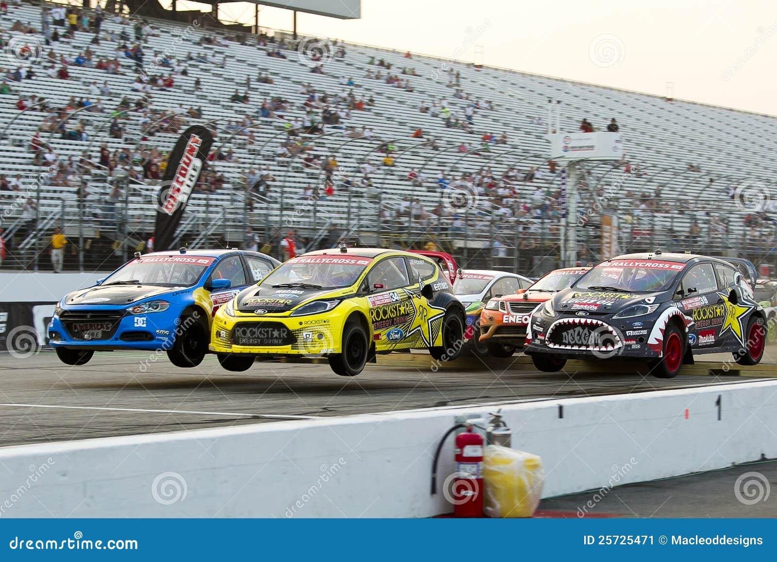 Rally Motor Credit >> NASCAR: Jul 14 Global Rallycross Championship Editorial ...