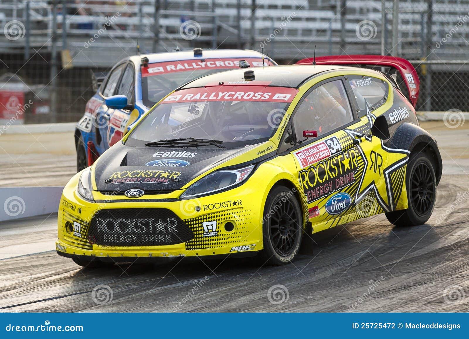 NASCAR: Jul 14 Global Rallycross Championship