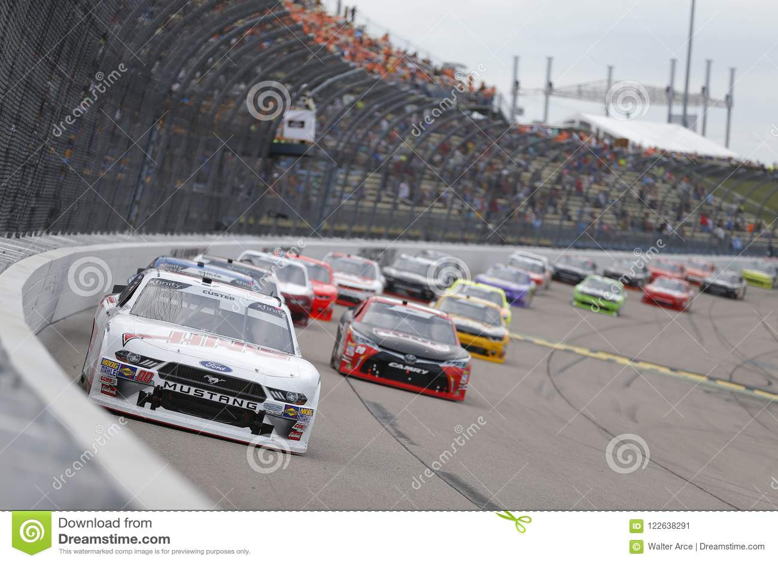 NASCAR: 28 juli de V.S. Cellulaire 250