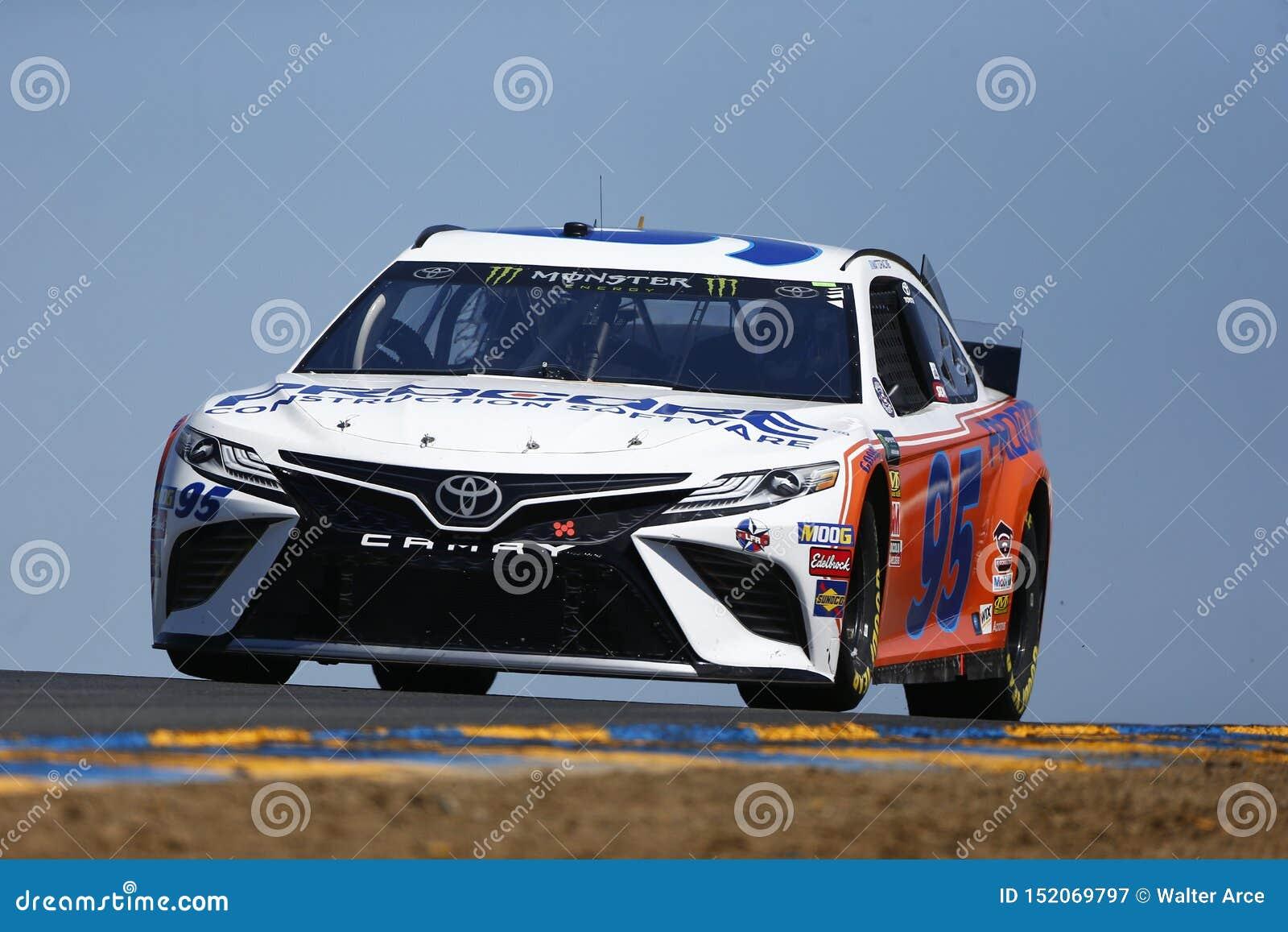 NASCAR: Juni 21 TOYOTA/SAVE MARKNAD 350