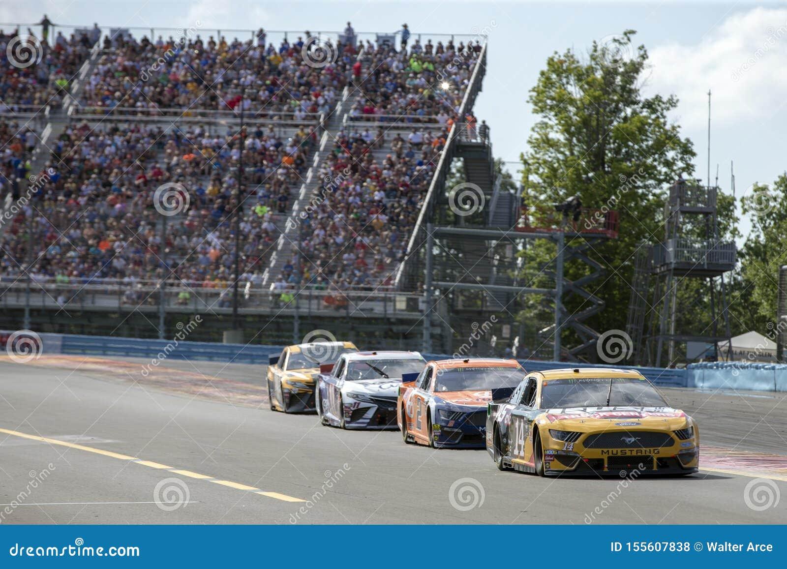 NASCAR : Le 4 ao?t vont rouler ? la gorge