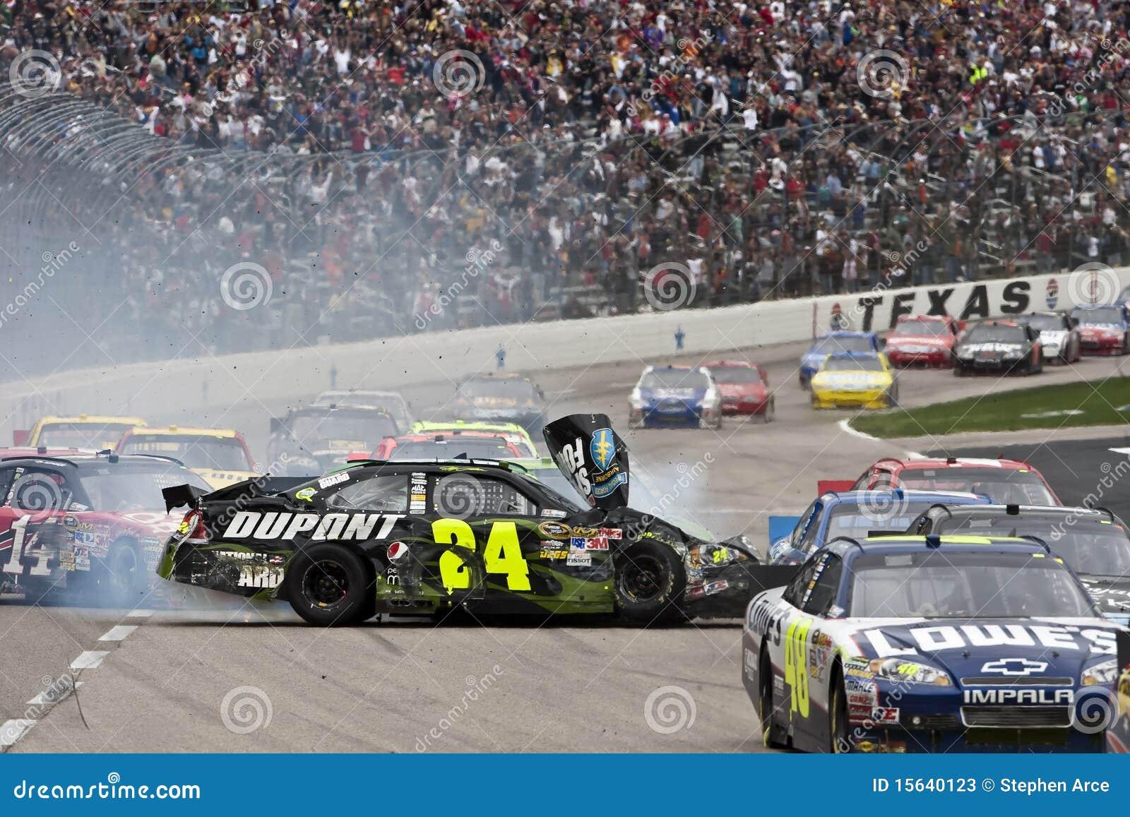 NASCAR: Móbil 500 de abril 19 Samsung