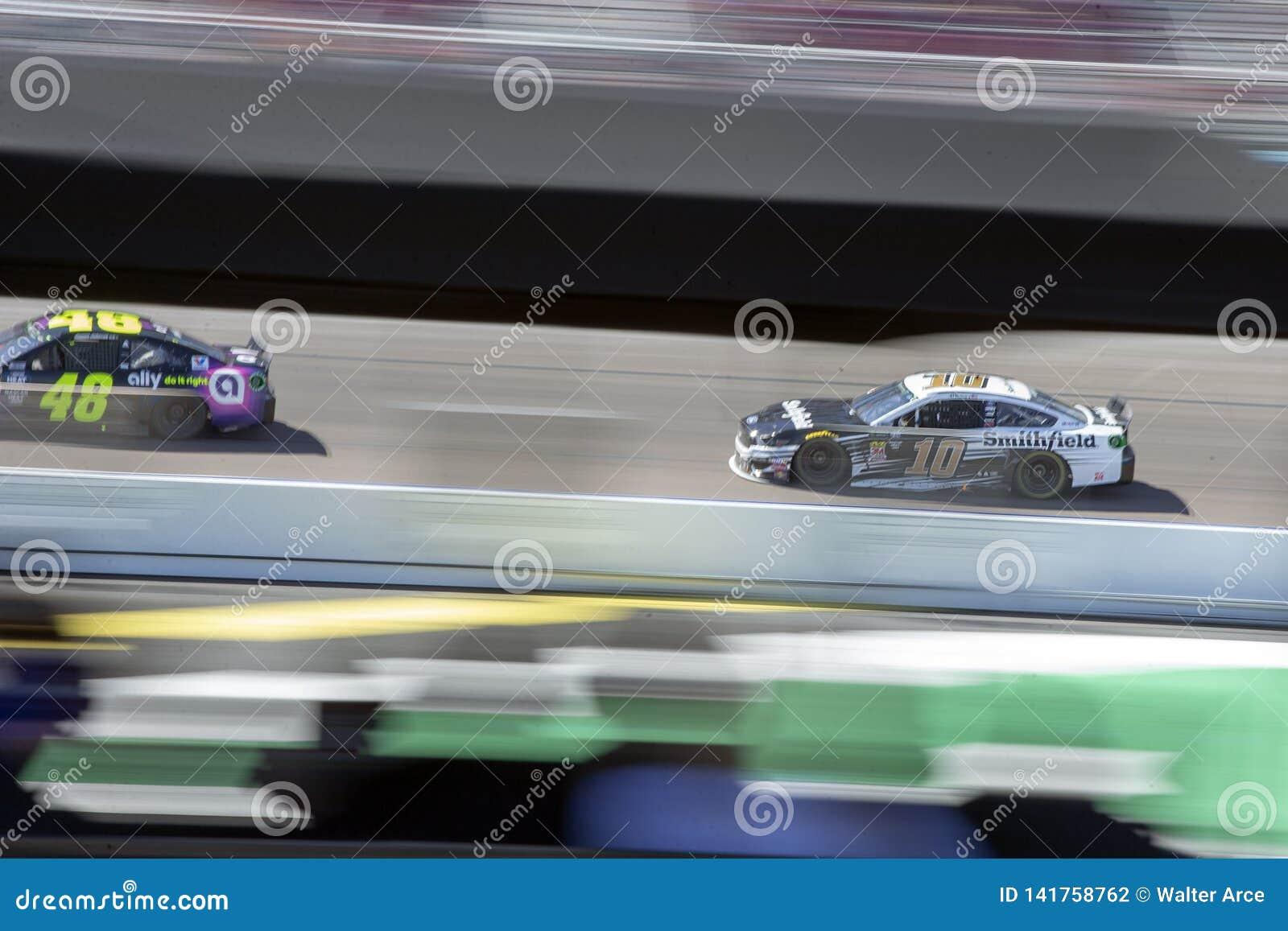 NASCAR: 10 maart Kaartjesbeschermer 500