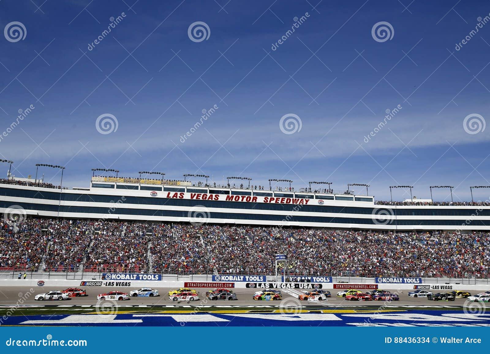 NASCAR: March 12 Kobalt 400