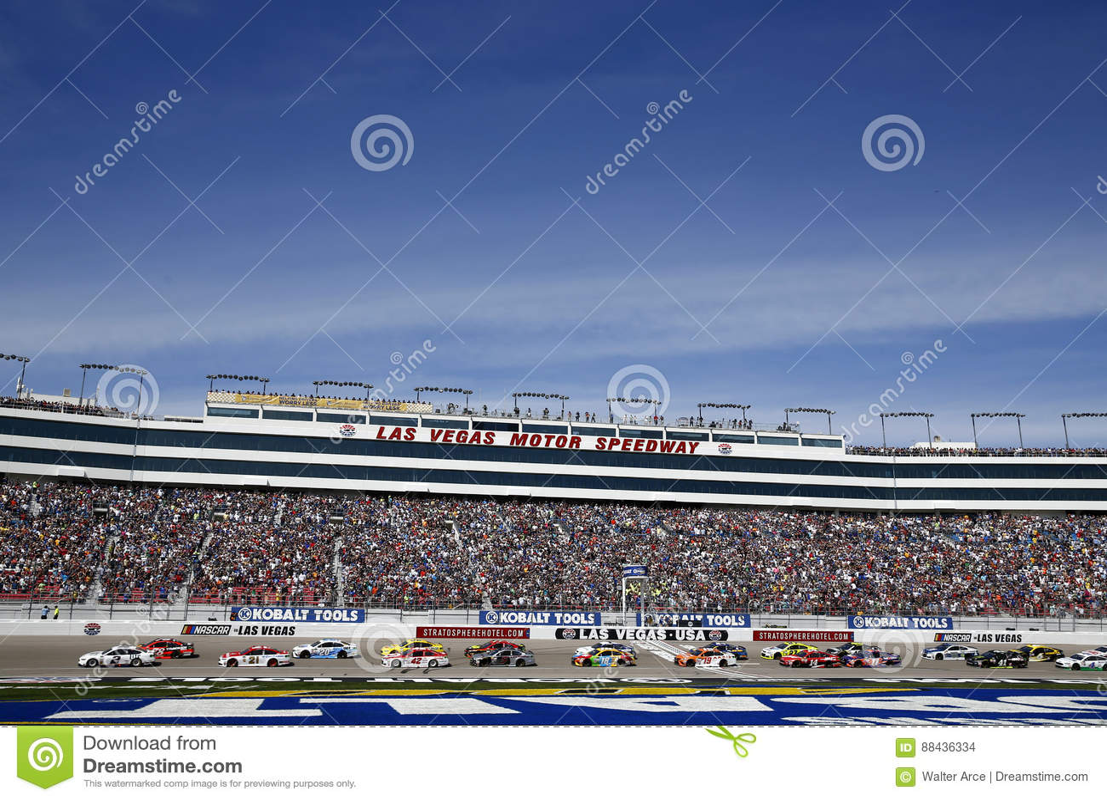 NASCAR: Mars 12 Kobalt 400