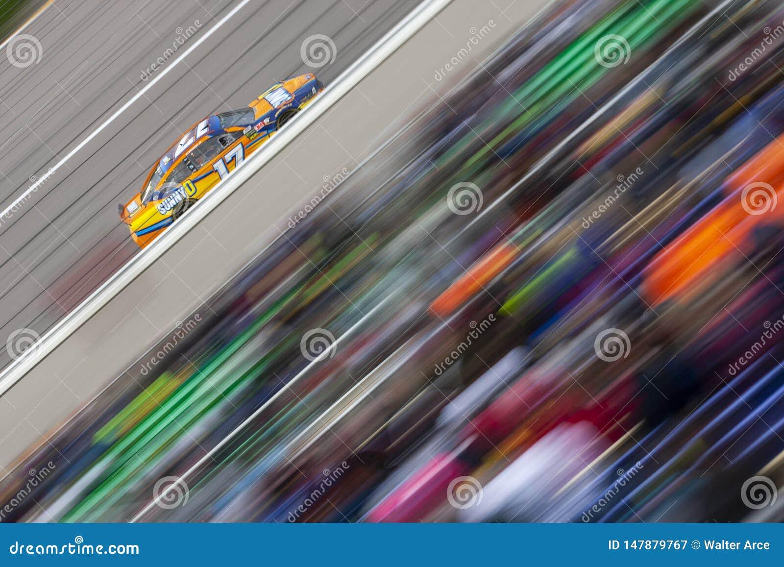NASCAR: May 11 Digital Ally 400