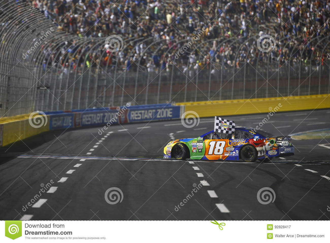 NASCAR May 20 Monster Energy All Star Race Editorial