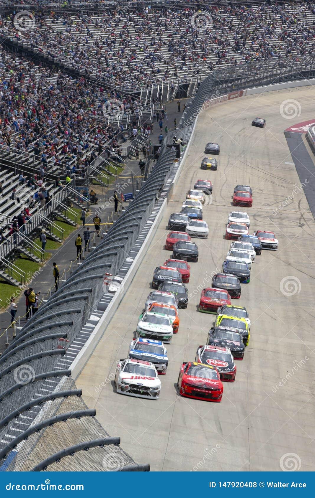 NASCAR: Mei 04 Verenigde Staalgebouwen 200