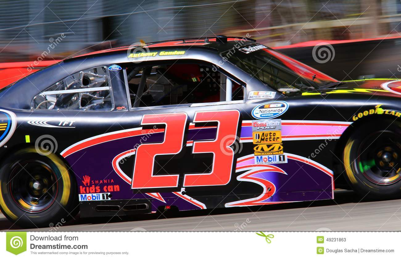 Nascar Motorsports Editorial Stock Photo Image 49231863