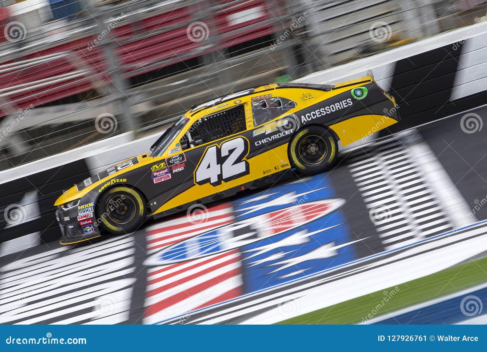 NASCAR: Movimentação do 28 de setembro para a cura 200