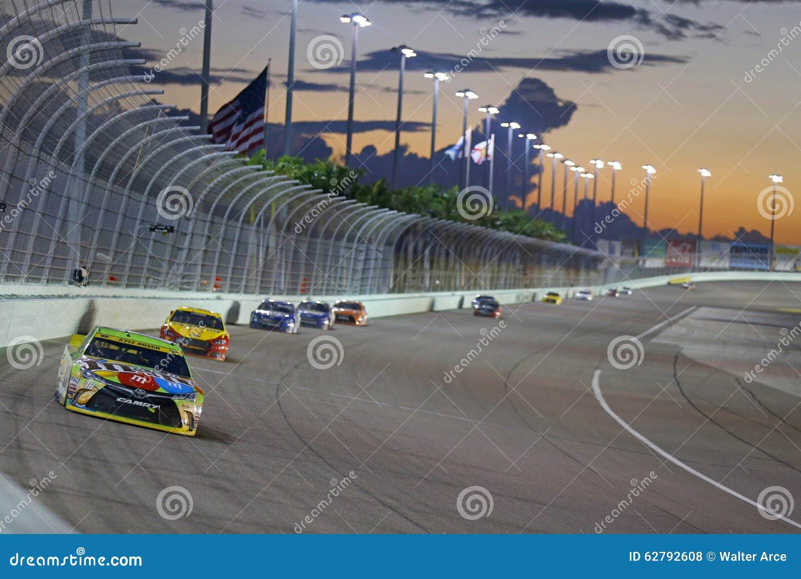 NASCAR: Nov 21 Ford Ecoboost 300 Editorial Image ...