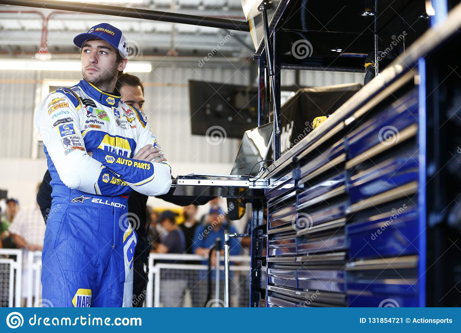 NASCAR: November 09 Kunna-är 500k