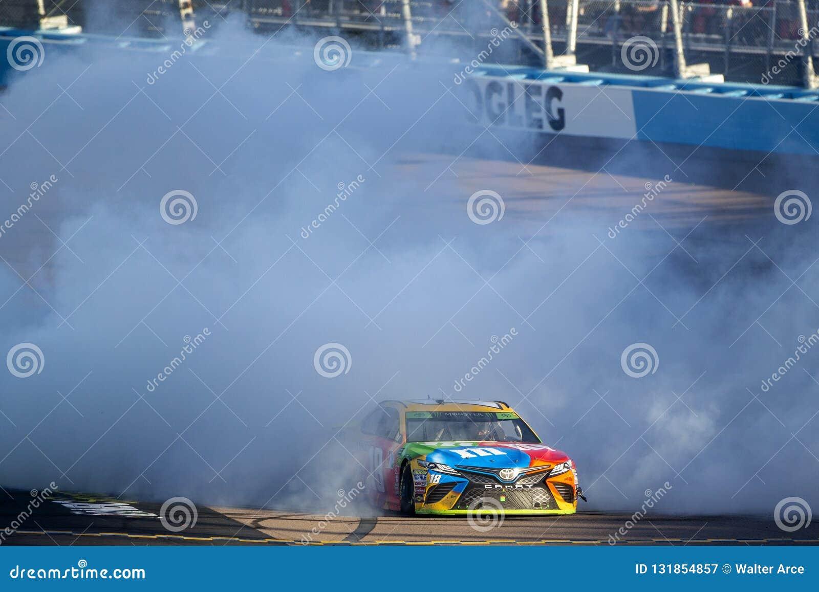 NASCAR: November 11 Kunna-är 500k