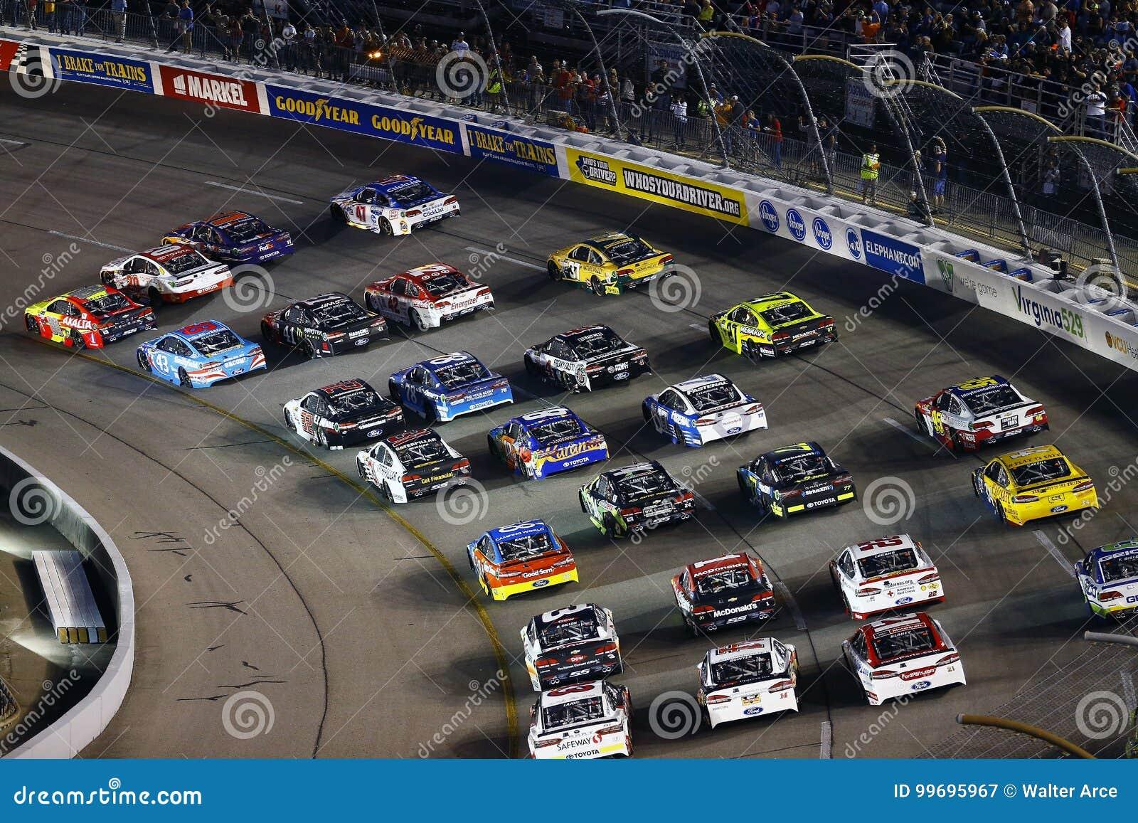 NASCAR : Pièces d auto fédérées par 9 septembre 400