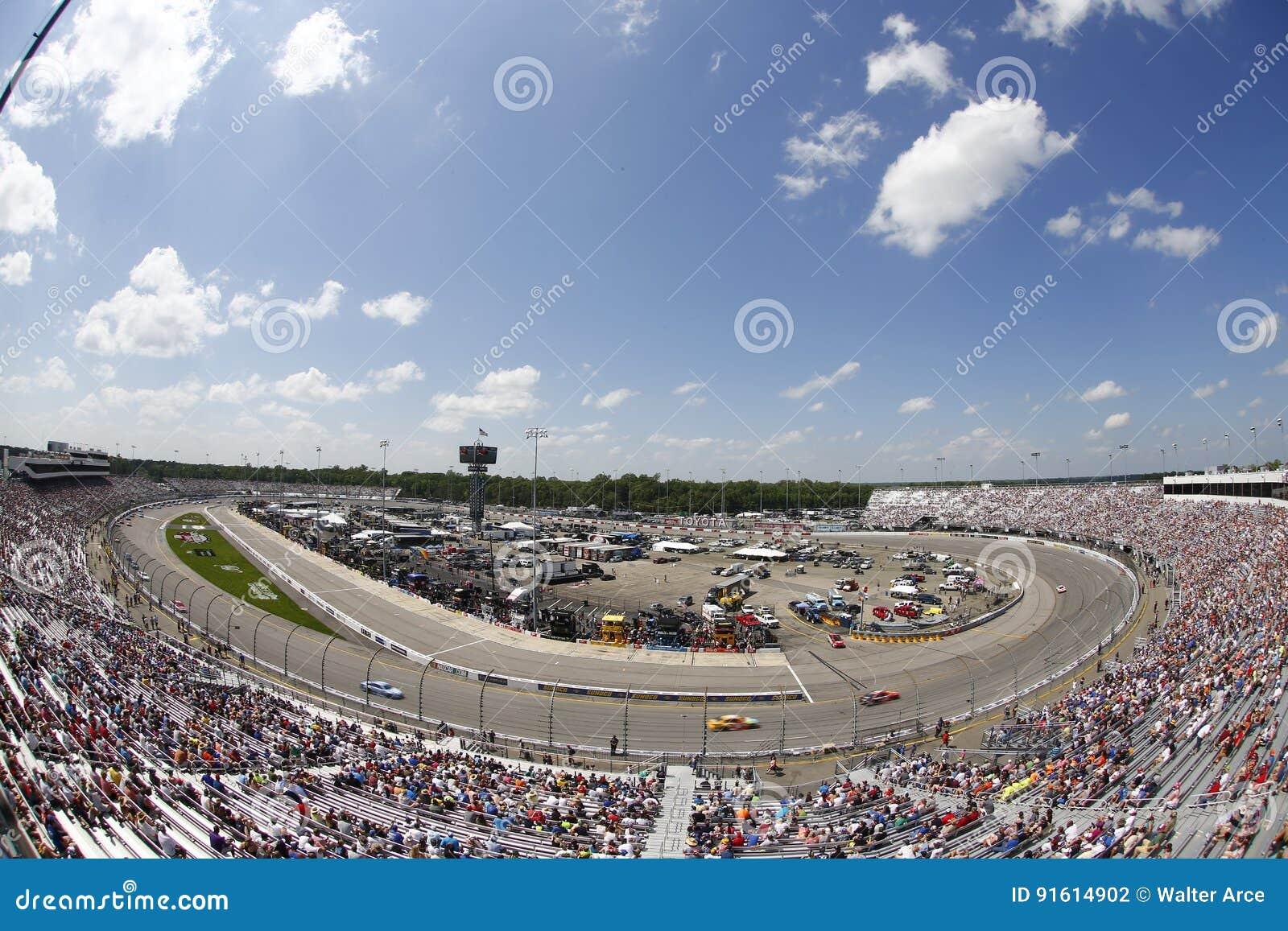 NASCAR : Propriétaires 400 de Toyota du 30 avril