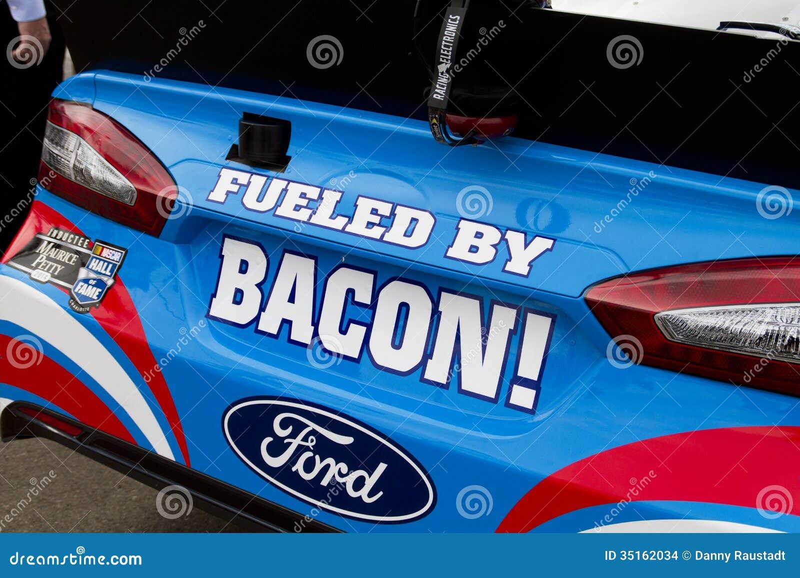 NASCAR Race Car At Phoenix International Raceway Editorial Stock ...