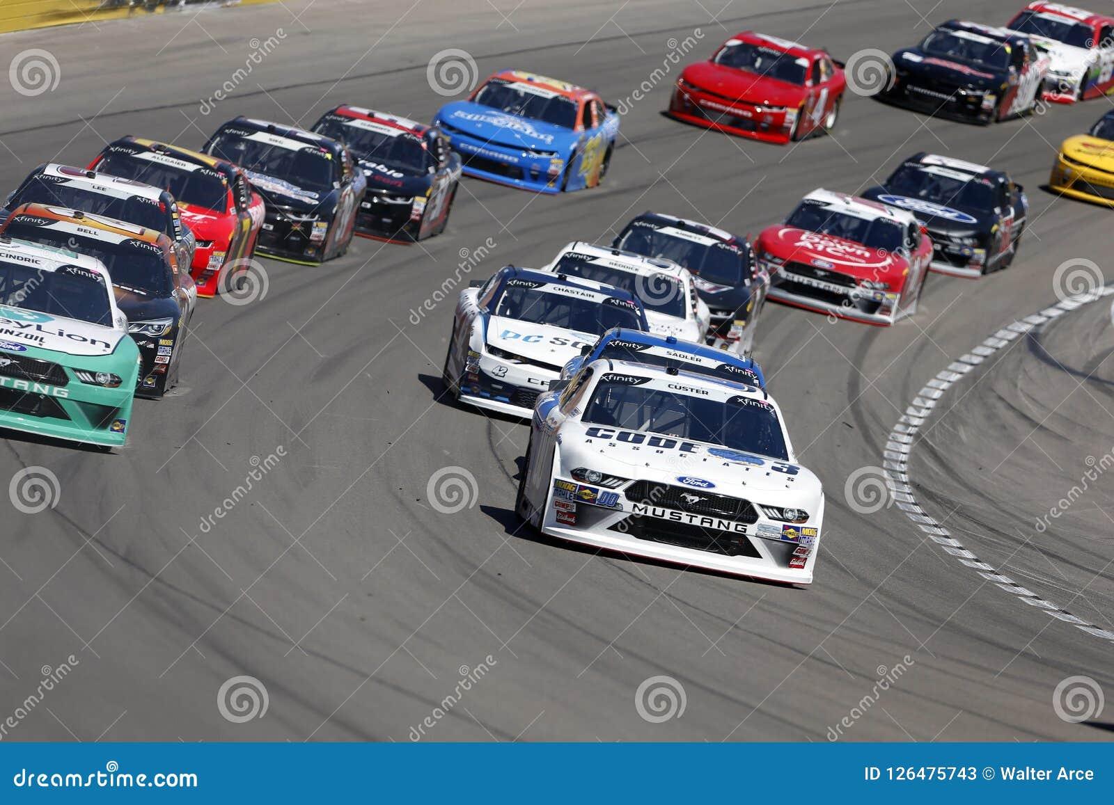 NASCAR: 15 september gelijkstroom Zonne 300