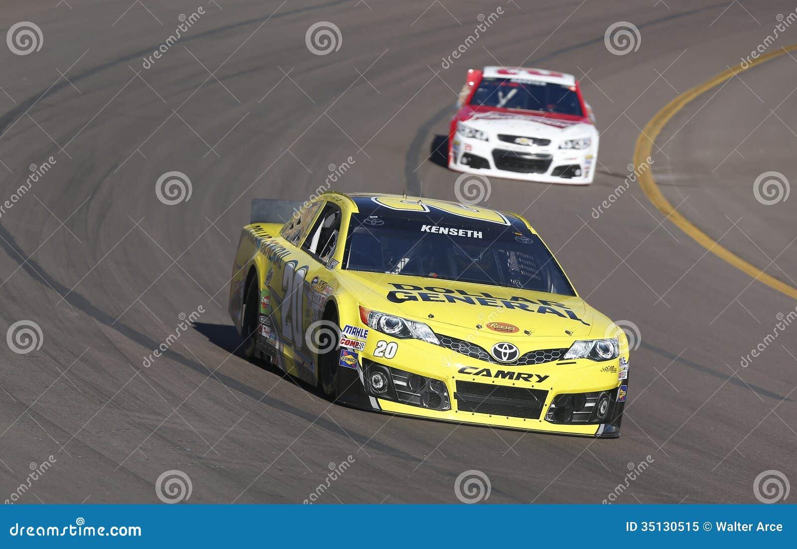 Advocare Race Car