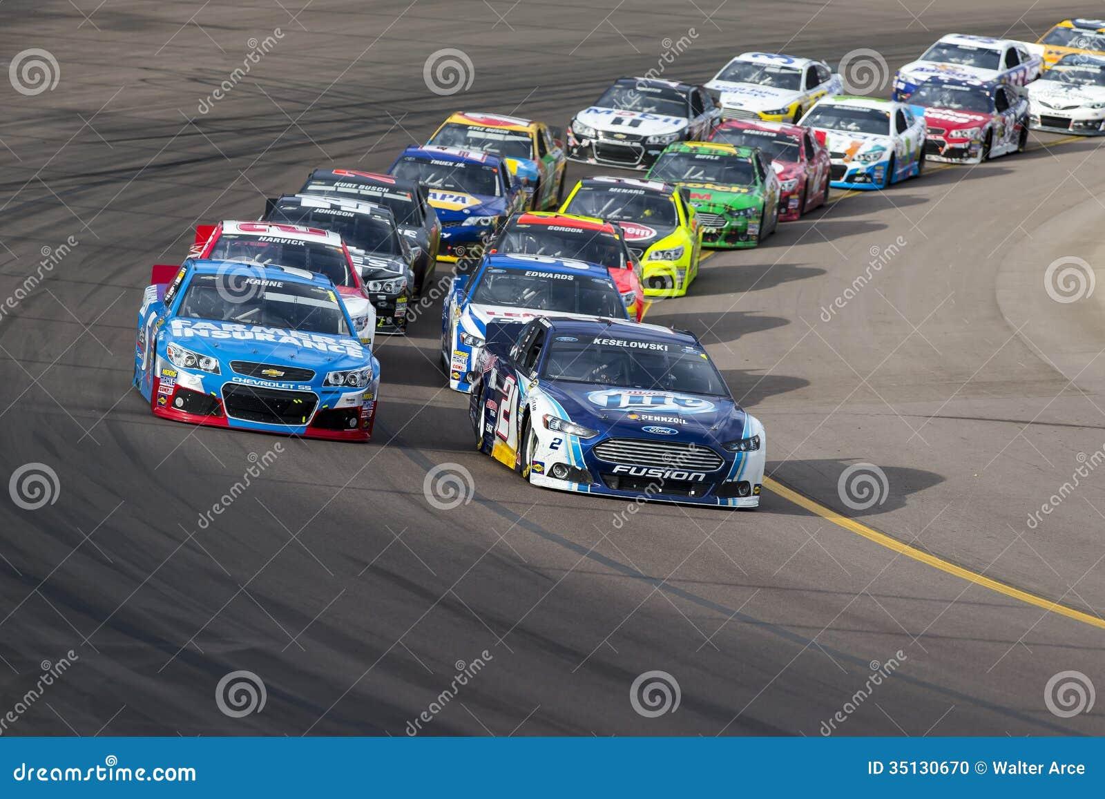 NASCAR 2013: Sprint Cup Series AdvoCare 500 November 10