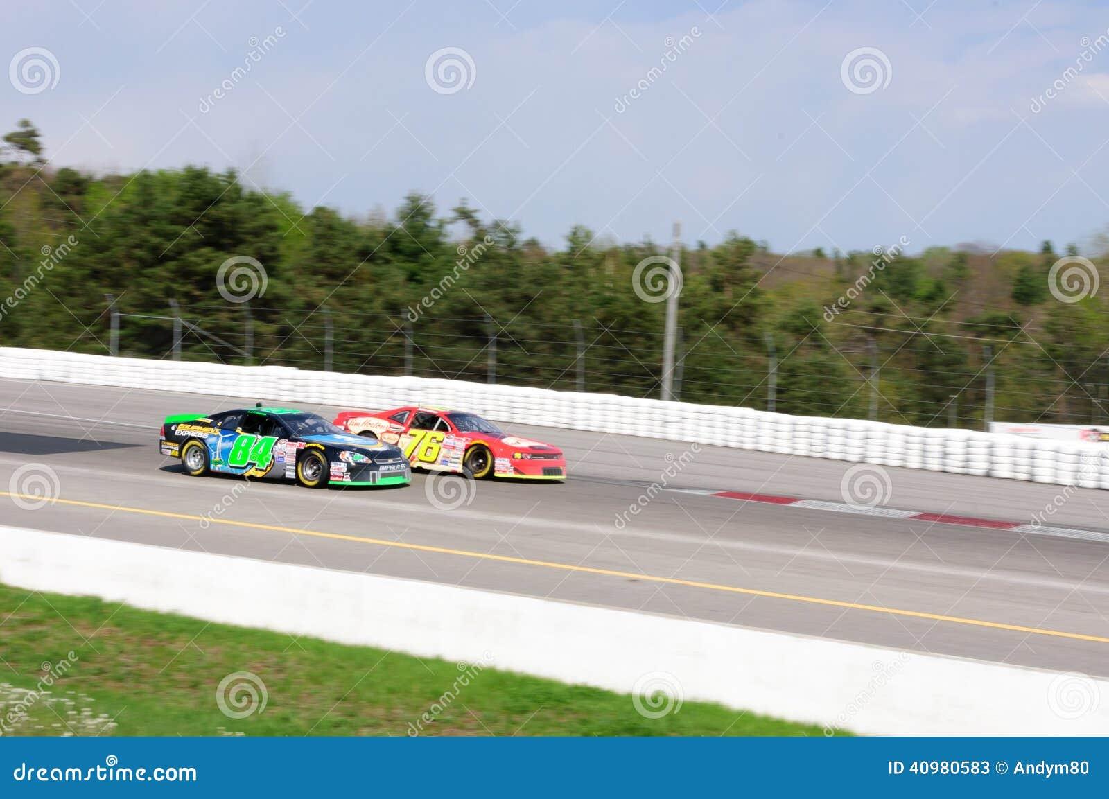 Nascar tävlings- för bil
