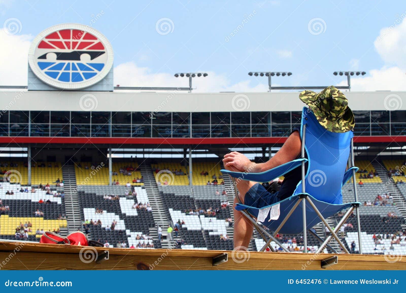 NASCAR - ventilatore leale