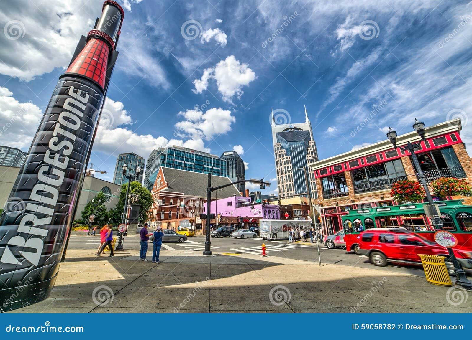 Nashville del centro