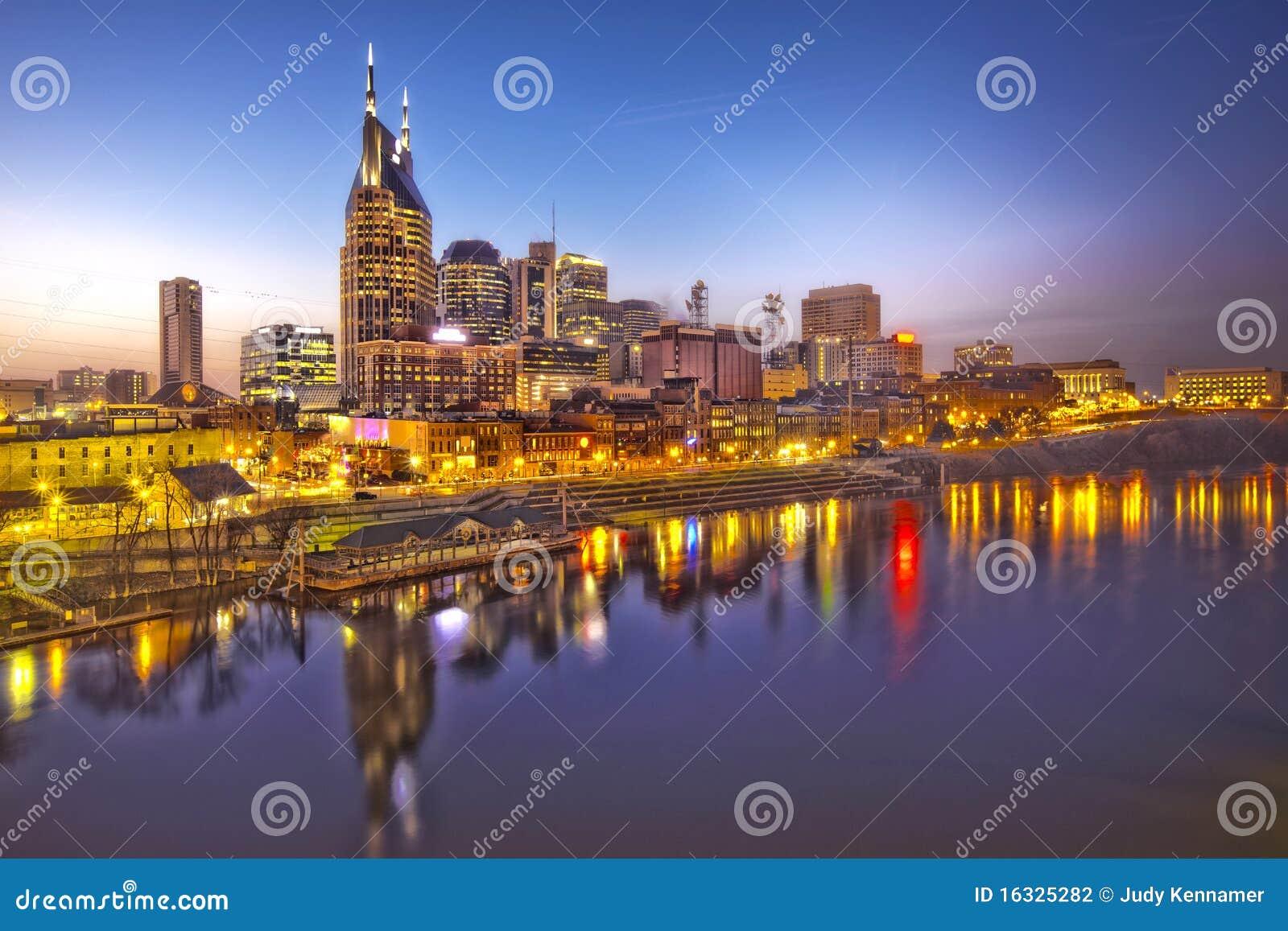 Nashville zmierzch Tennessee