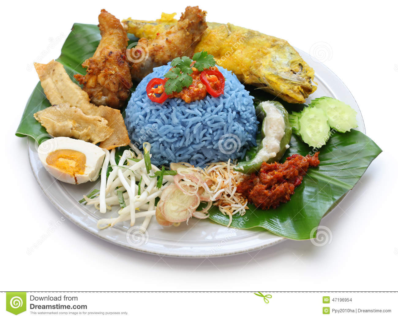 Related keywords suggestions for nasi kerabu for Authentic malaysian cuisine