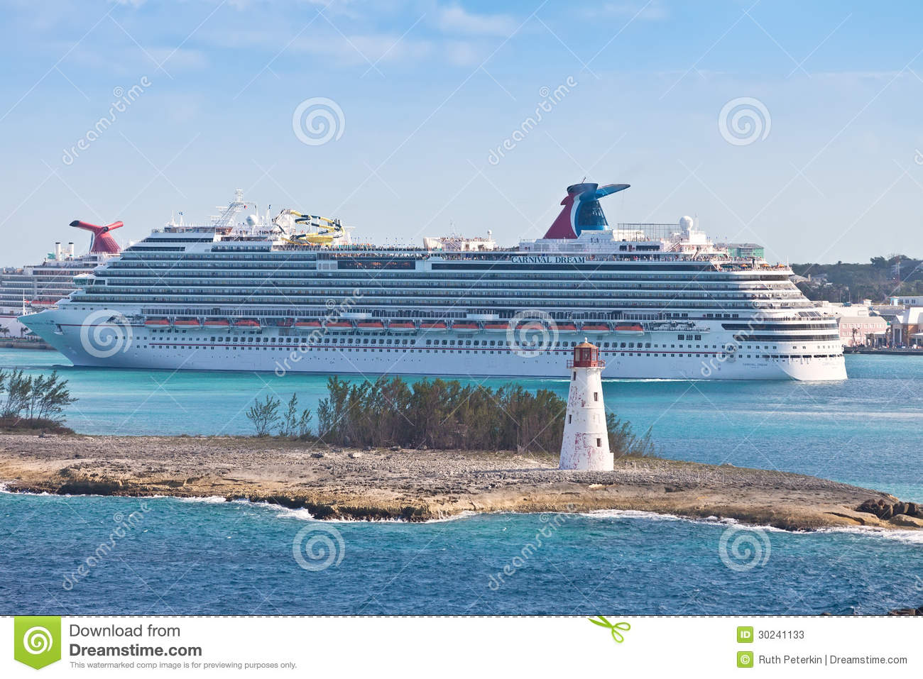 Carnival Cruise Bahamas Port Pictures  Punchaoscom