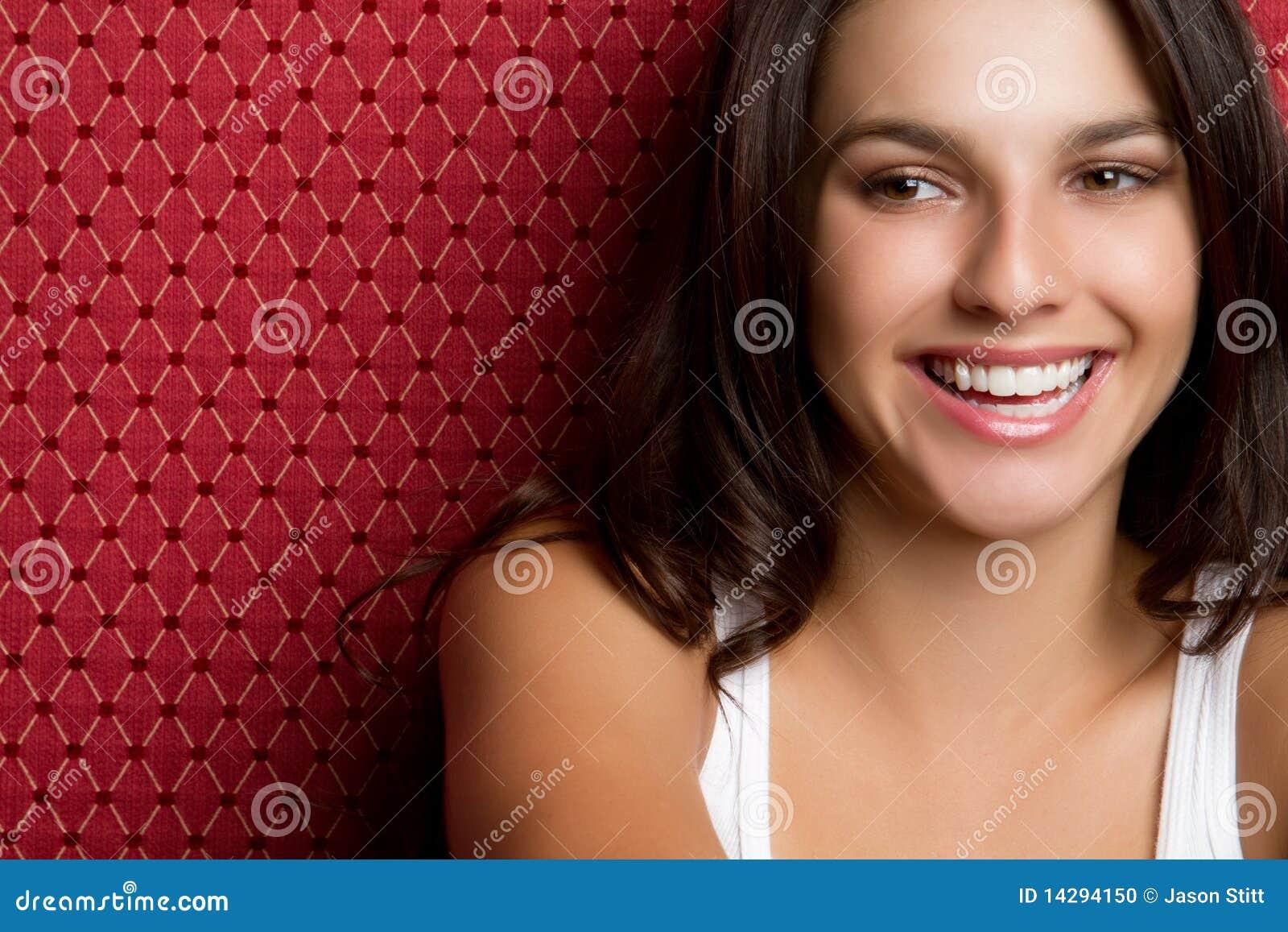 Nastolatków uśmiechnięci potomstwa