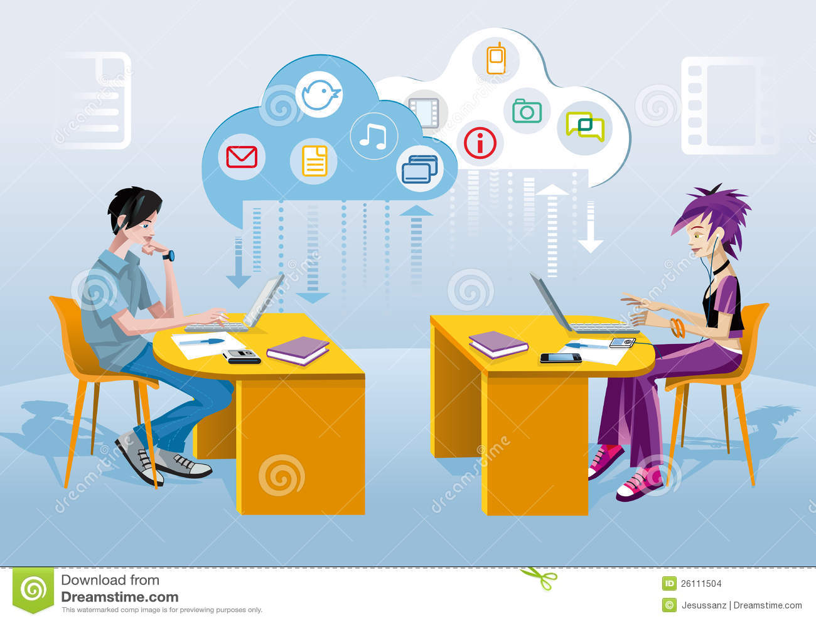 Nastolatkowie I Internety