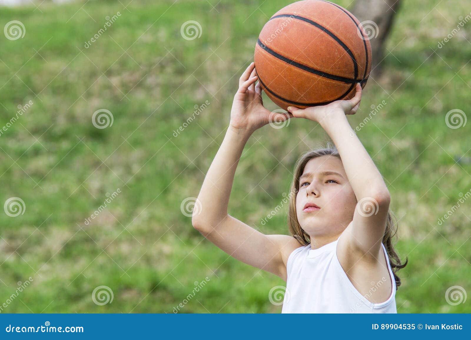 Nastoletni sportowiec