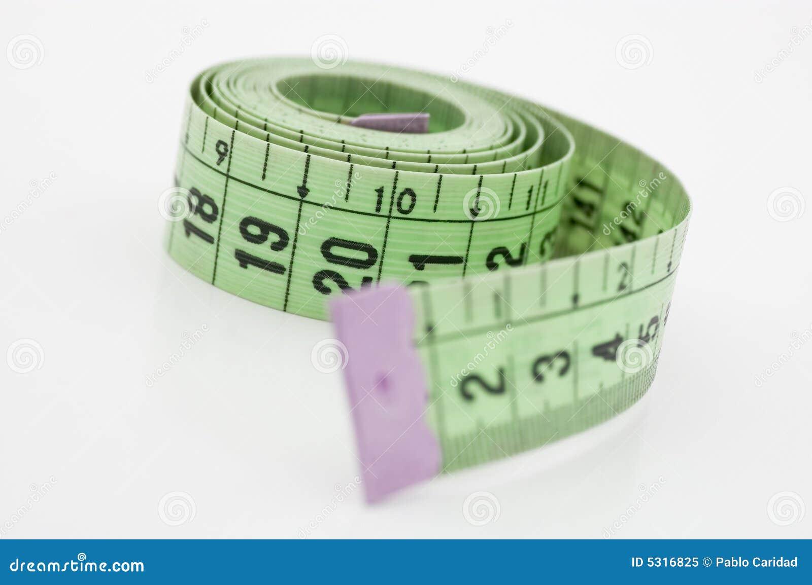 Download Nastro di misurazione. immagine stock. Immagine di background - 5316825