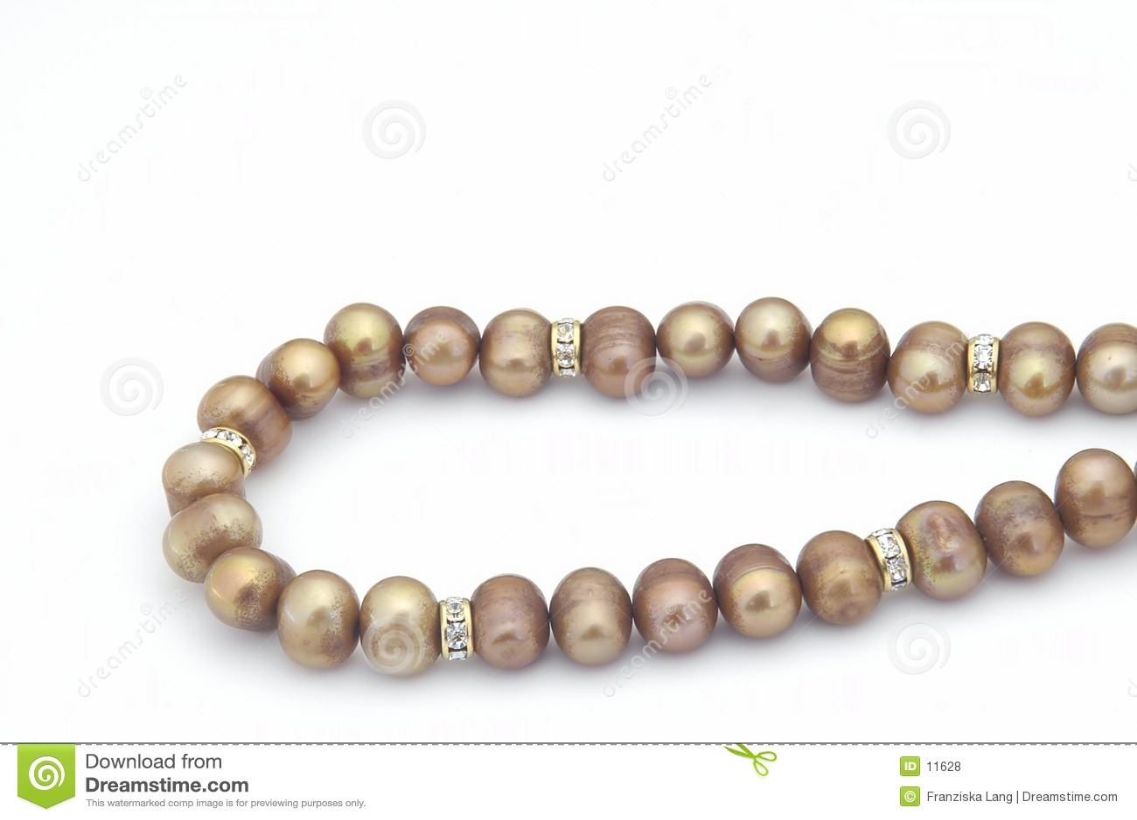 Naszyjnik perła ii