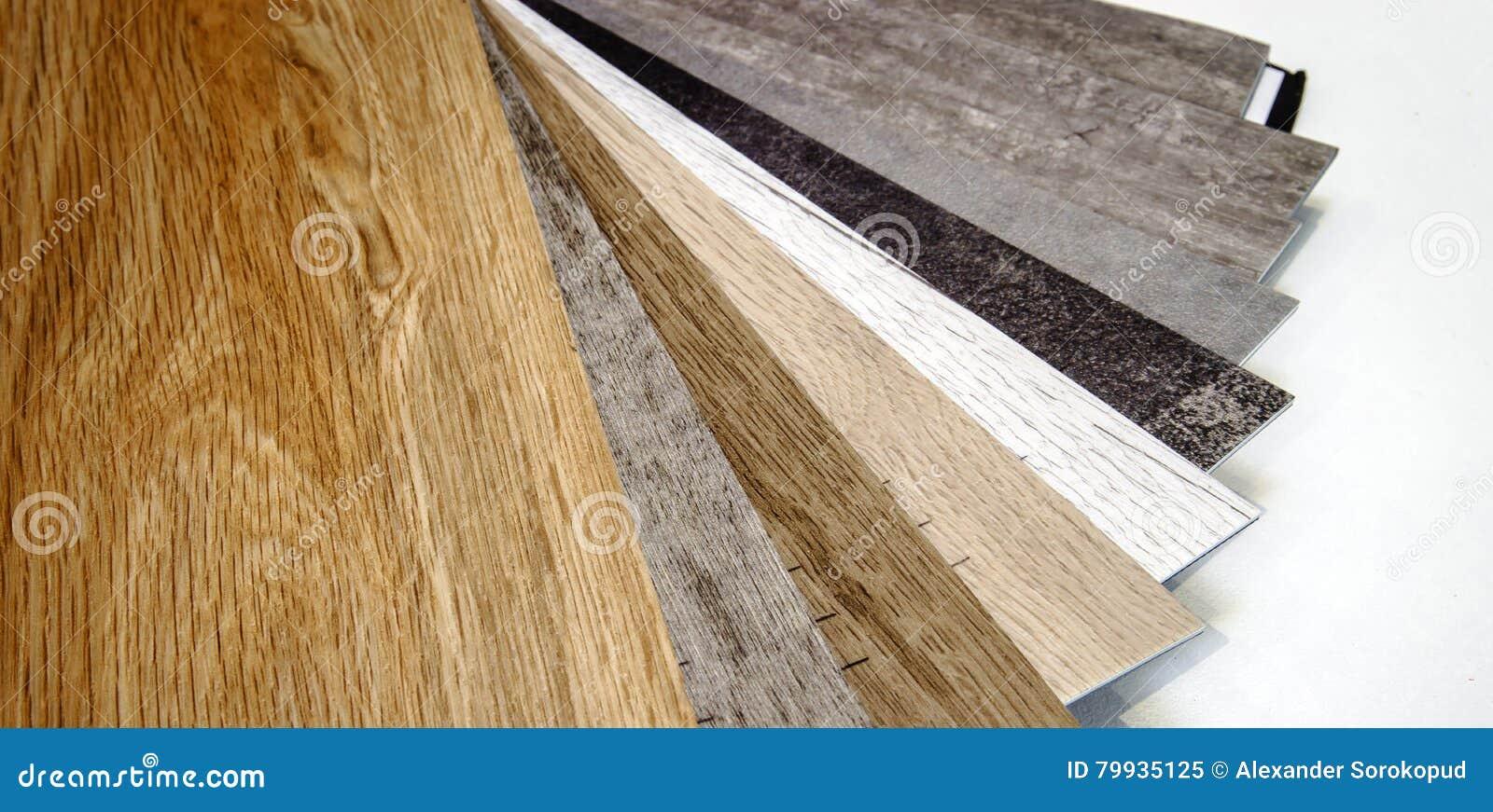 Fußbodenbelag Laminat ~ Natürliche hölzerne laminat proben für fußbodenbelag stockbild