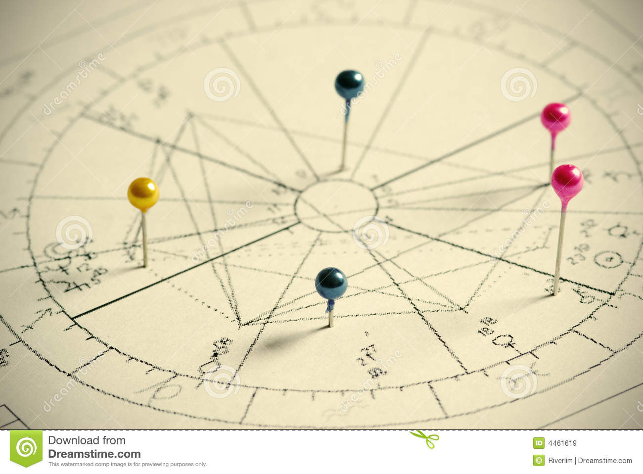 Astrology zodiac with natal chart zodiac signs houses and plan natal chart royalty free stock images geenschuldenfo Gallery
