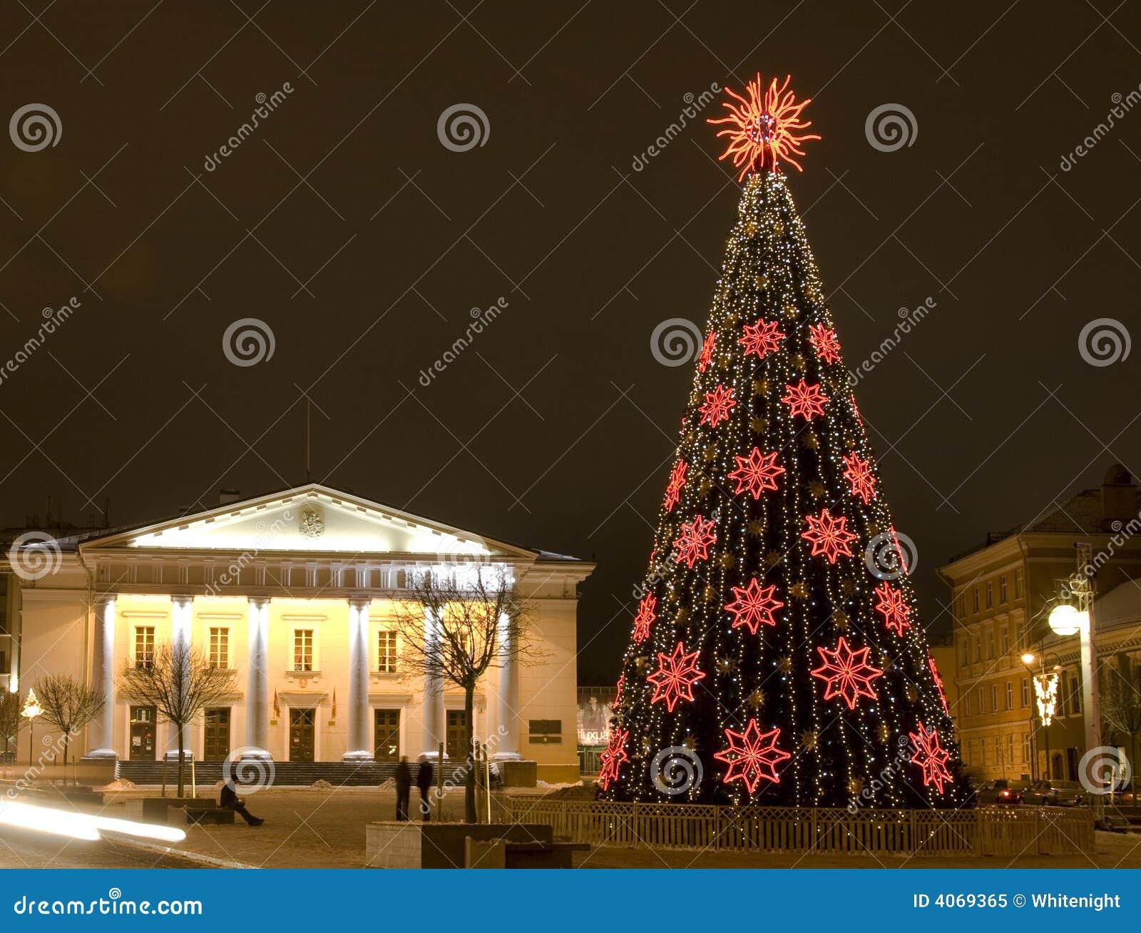Natal em Vilnius