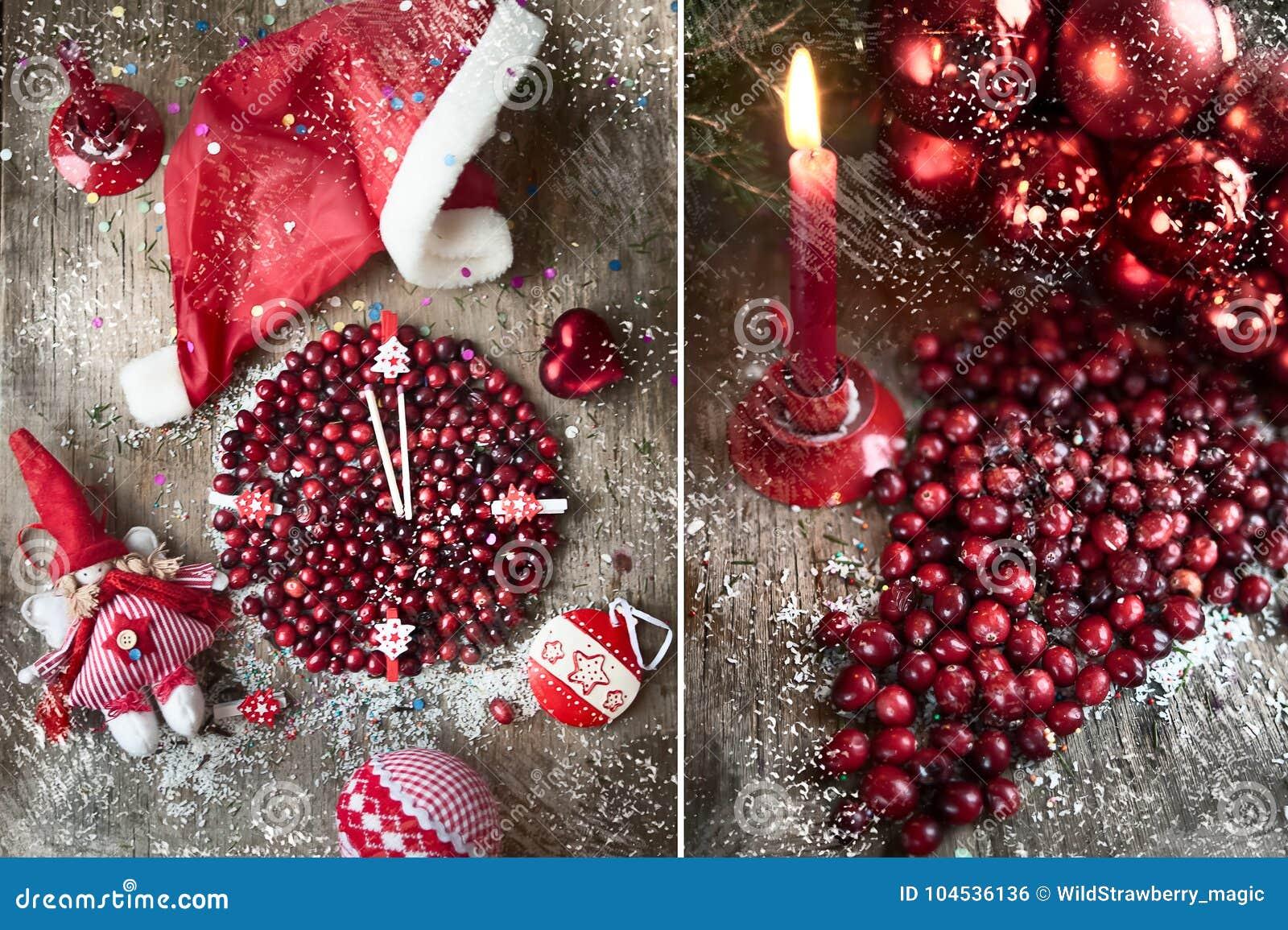 Natale, carta del ` s del nuovo anno